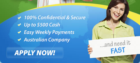 $500 Cash Advance